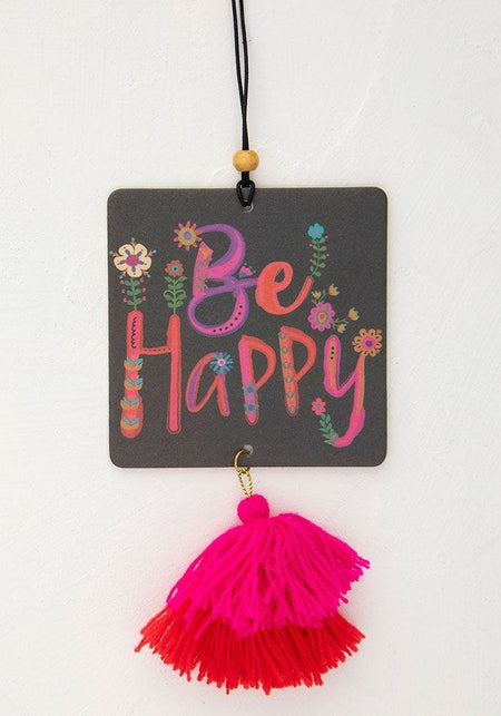 Be Happy Air Freshener