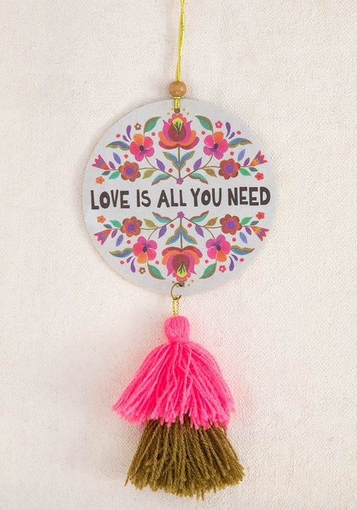 Love Is All You Need Air Freshener - Natural Life