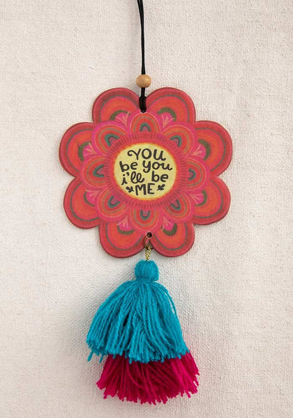 You Be You I'll Be Me Air Freshener - Natural Life
