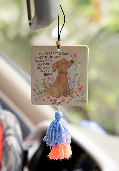 Perfect World Dog Air Freshener - Natural Life