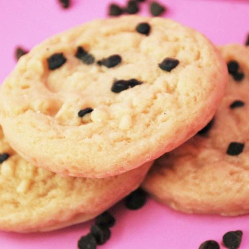 Chocolate Chip Soap Cookie