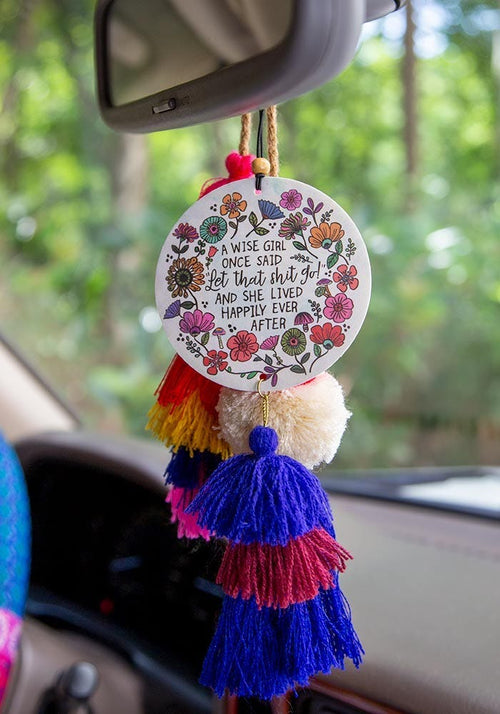 Wise Girl Air Freshener - Natural Life
