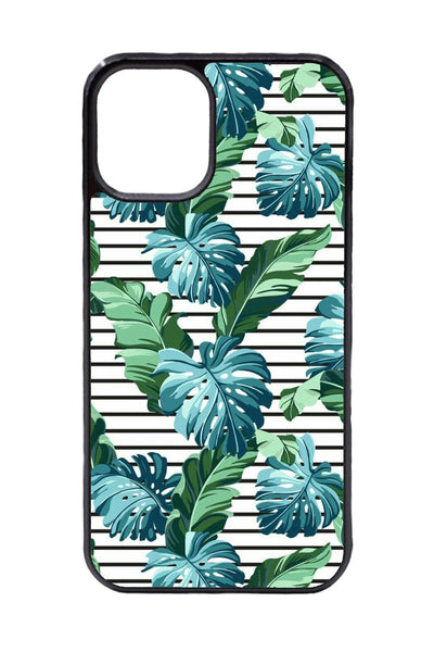 Tiki Palms iPhone Case