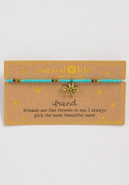 Friend Giving Bracelet - Natural Life