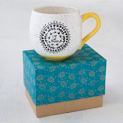 Cup Of Happy Love Mug
