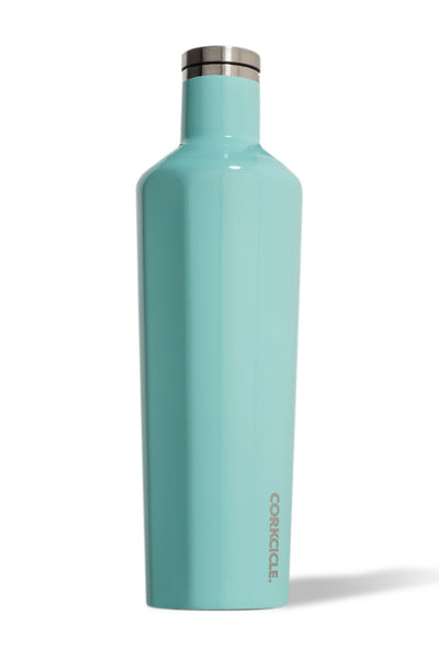 Corkcicle: 25oz Classic Canteen - Gloss Turquoise
