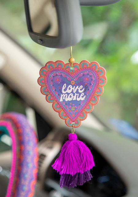 Love is How Excited your Dog Air Freshener