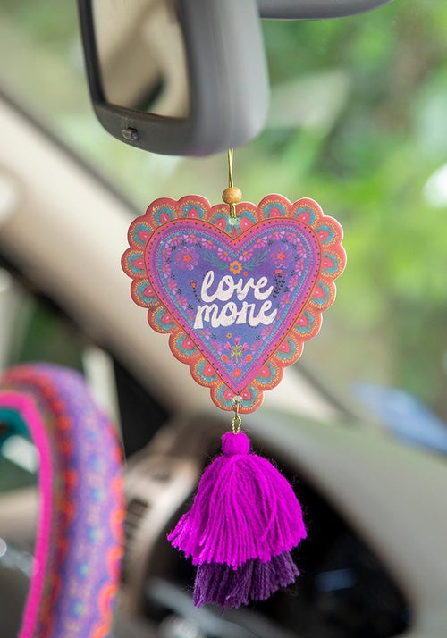 Love More Air Freshener - Natural Life