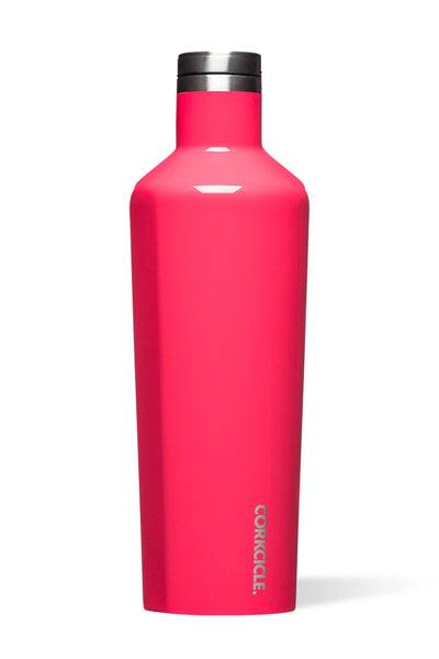 Corkcicle: 25oz Classic Canteen - Gloss Flamingo
