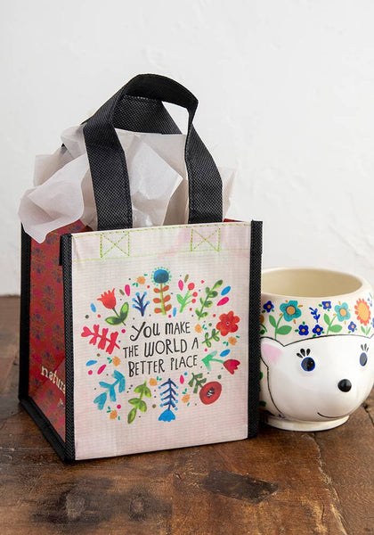 Small World Better Happy Bag - Natural Life