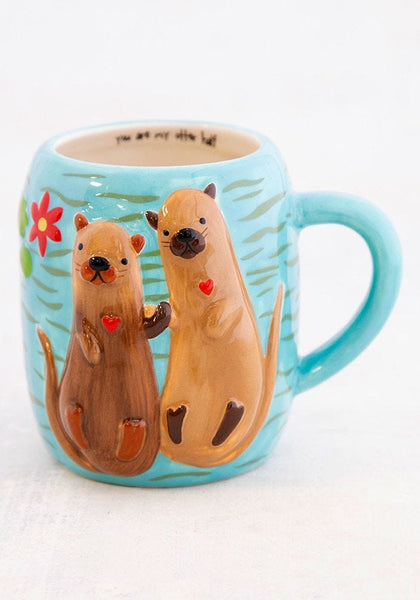 Otter Folk Mug - Natural Life