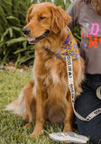 I Love My Dog 60in Dog Leash - Natural Life