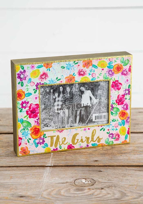 Natural Life The Girls Picture Frame