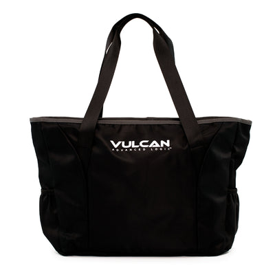 Black Club Tennis Tote - Vulcan Tennis