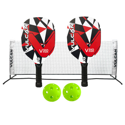 Pickleball Set - Vulcan Pickleball 8' Practice Net Set
