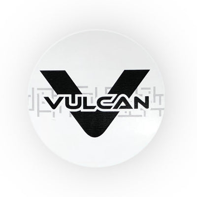 Vulcan Everything Decal - Vulcan Grips