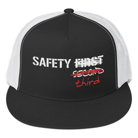 """Safety Third"" Trucker"