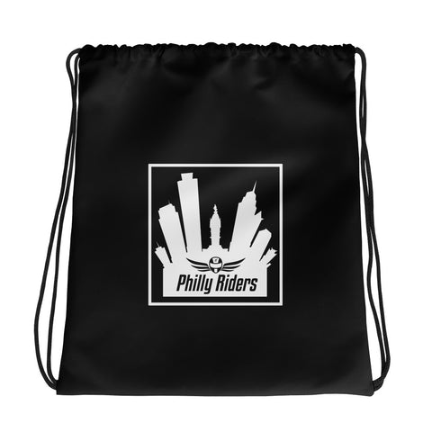 Philly Riders Drawstring bag