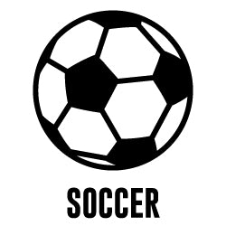 Blank Soccer Product Templates