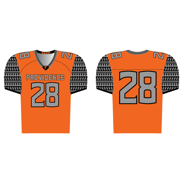 Formation Flag Football Jersey