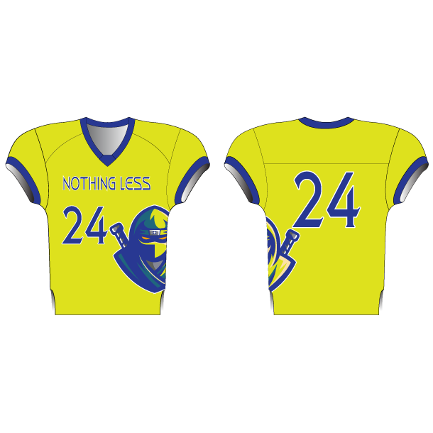 Lateral Flag Football Jersey