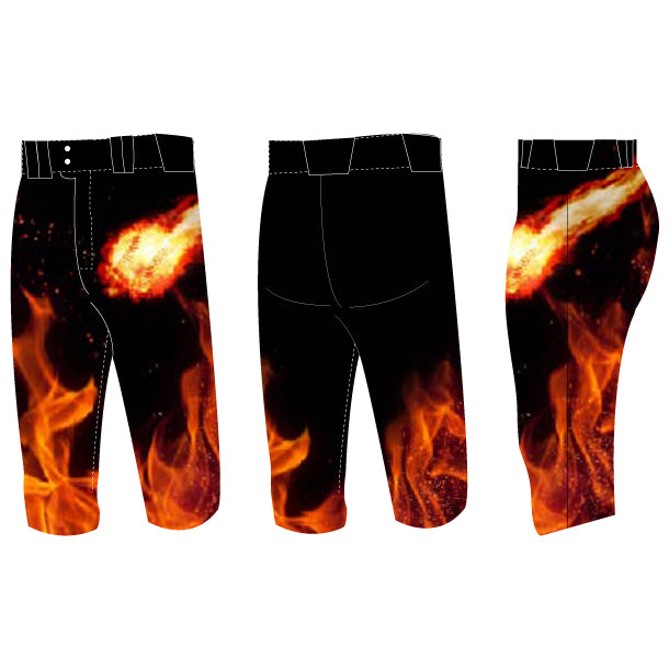 Ace Lowrise Softball Pants (Full Custom)