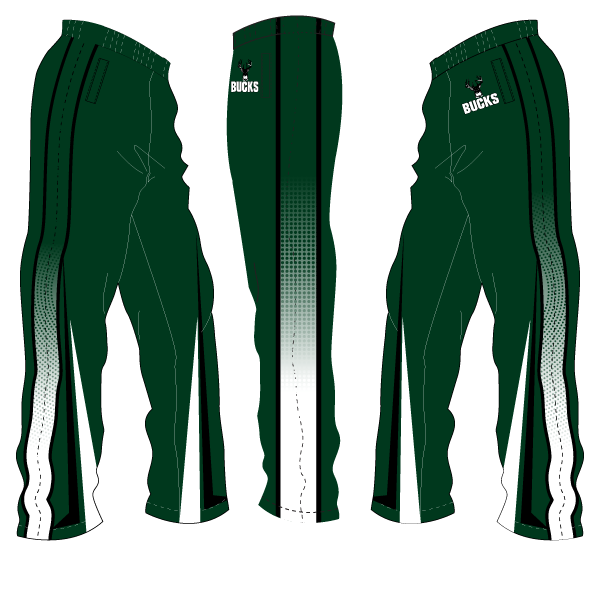 Trek Open Bottom Warm-Up Pants