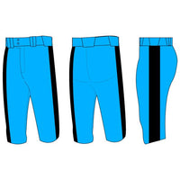 Closer Pro Knicker Baseball Pants (Partial Custom)