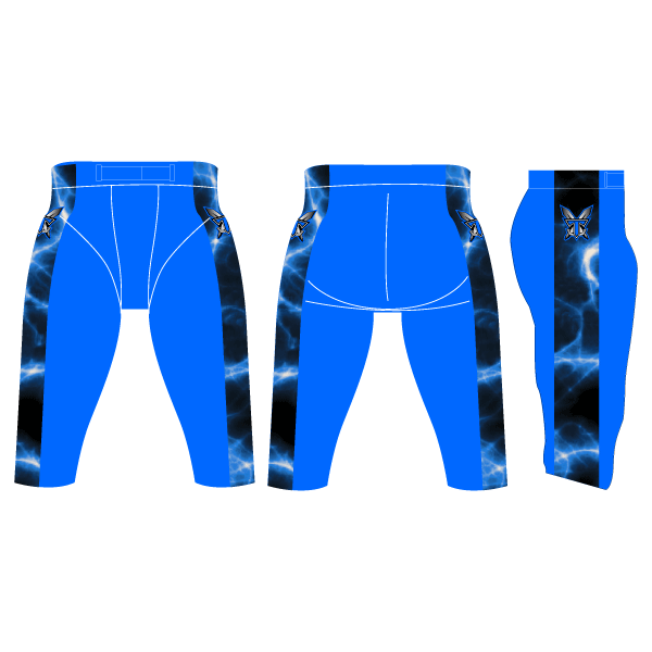 Squad Football Pants (Partial Custom)