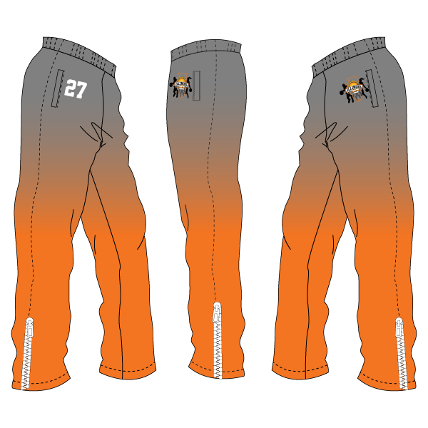 Terrain Bottom Zip Warm-Up Pants