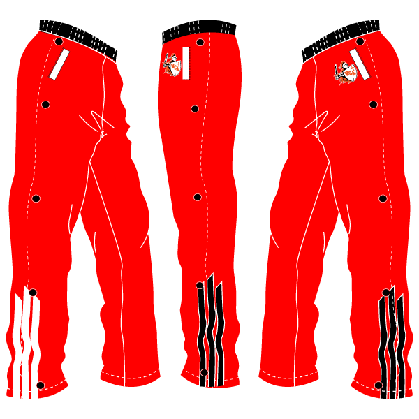 Escape Tearaway Warm-Up Pants