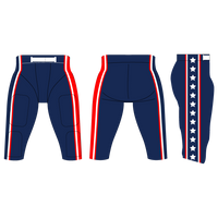 Bleachers Integrated Football Pants (Partial Custom)