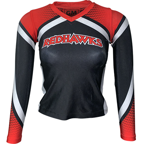 Pyramid Long Sleeve Performance Top