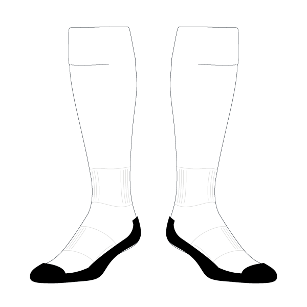 Over the Calf Socks (Pair)