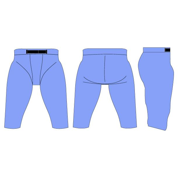 Huddle Football Pants (Solid-Color)