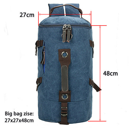 Large Capacity Mens Travel Bag in Small and Large Size