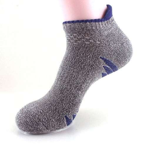 Mens Wool/Cashmere Socks