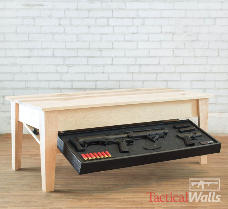 Tactical Wall Coffee Table-RFID
