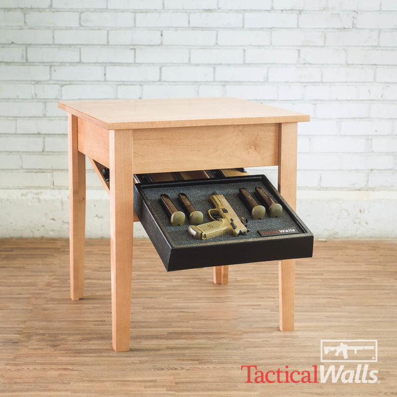 Concealment End Table-RFID