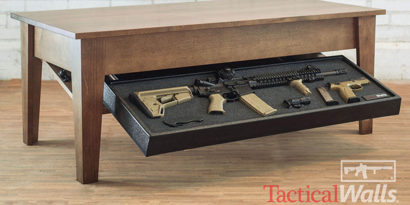 Tactical Wall Coffee Table Rfid Premiumsafes