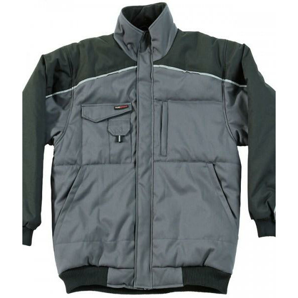 Tuffstuff Buckland Bomber Jacket Navy - SuperStuff Workwear