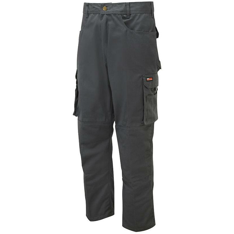 Grey TuffStuff Pro Work Trouser - SuperStuff Workwear