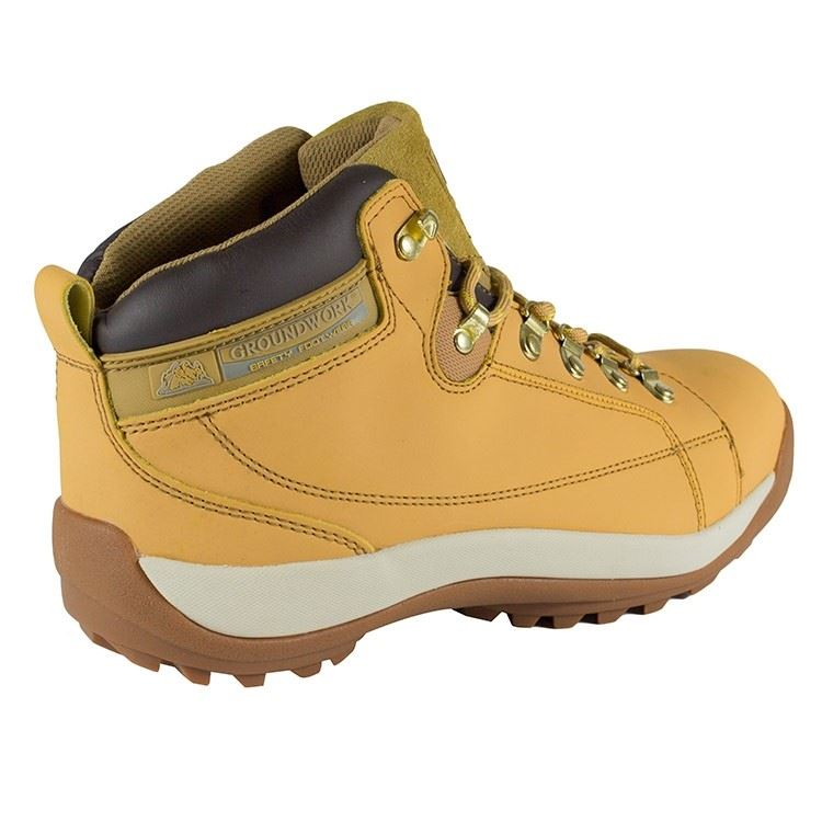 GR387 Lightweight Work Boot