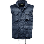 ARCTIC STORM Quilted Lined Mullti Pocket Bodywarmer - SuperStuff Workwear
