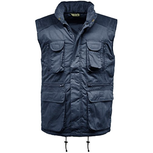 Richmond 3XL-5XL Mullti Pocket Bodywarmer - SuperStuff Workwear