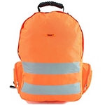 HI VIS HI VISIBILITY WORK BACKPACK - SuperStuff Workwear