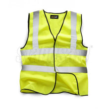 Load image into Gallery viewer, Yellow Hi Vis Vest EN ISO 20471 - SuperStuff Workwear