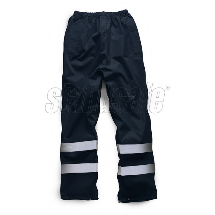 Navy Waterproof OverTrouser - SuperStuff Workwear