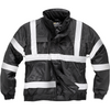 Childrens Black Safety Jacket