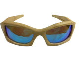 Handmade Bamboo Wood Sunglasses Oakley Inspired  Polarized Unisex